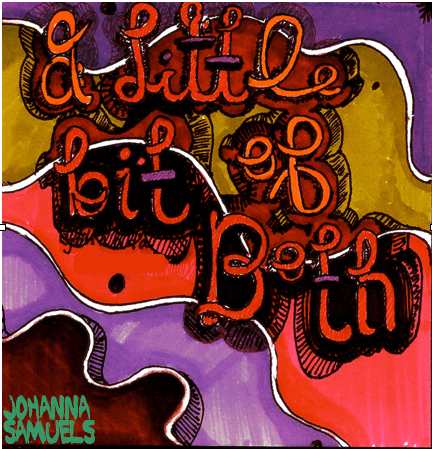 Cover Art for Johanna Samuel's 'A Little Bit of Both'