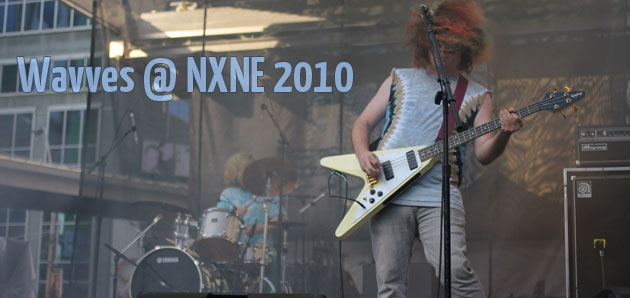 Wavves Plays NXNE 2010