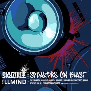 Skyzoo-llmind-Speakers-On-Blast