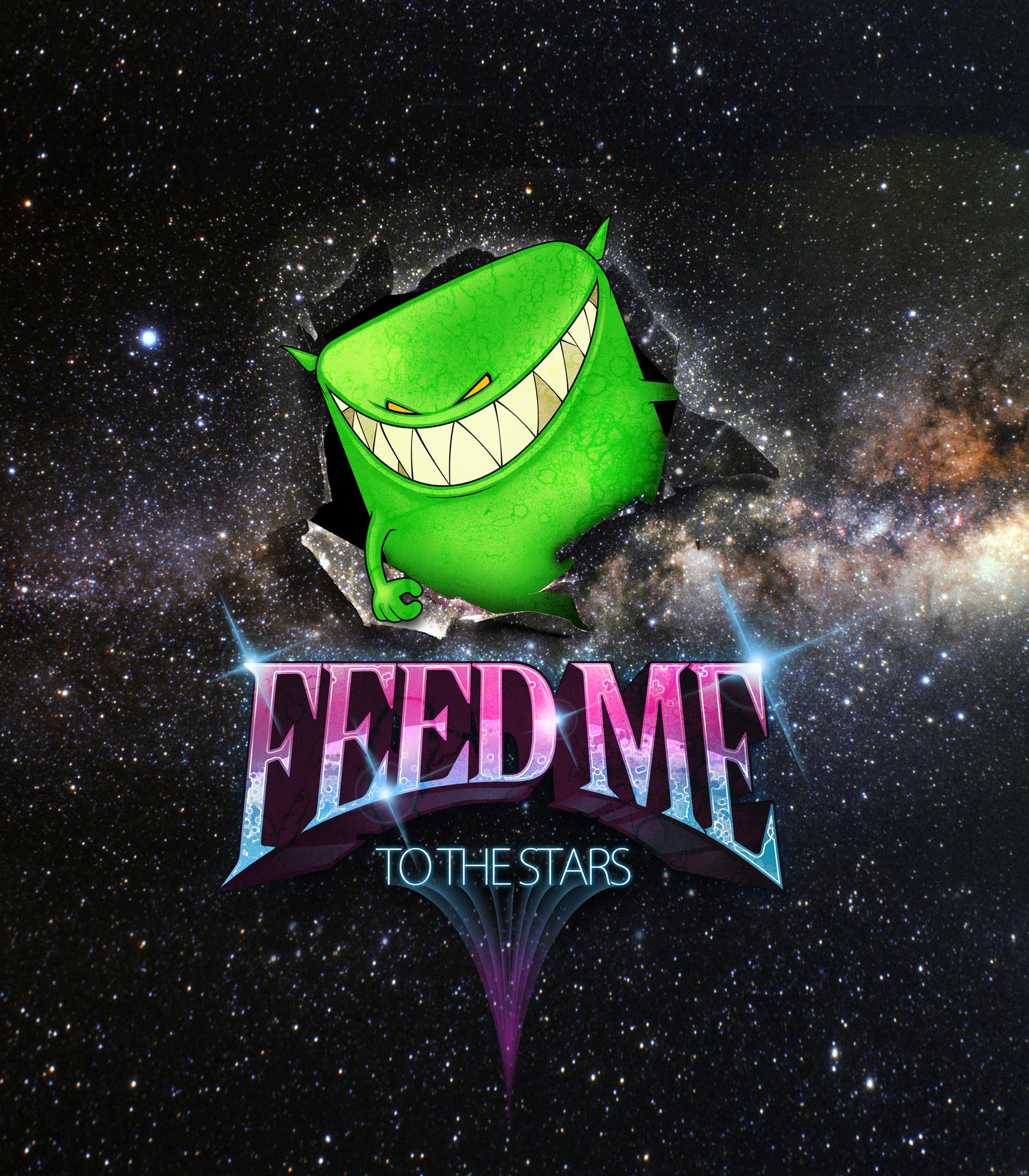 Feed Me - To The Stars
