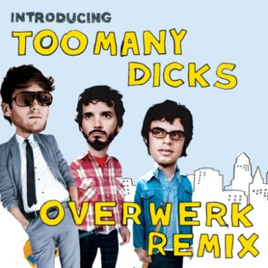 overwerk-too many dicks