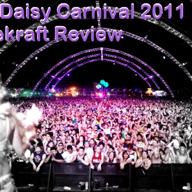Electric Daisy Carnival 2011 - Pleasurekraft Review
