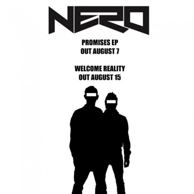 Nero Welcome Reality Album and Promises EP