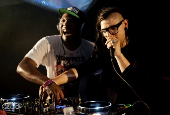 12th Planet and Skrillex live at Electric Zoo 2011