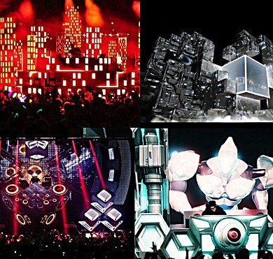 3D Projection – The Live Show of 2011
