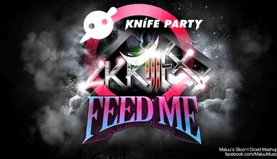 Feed-Me-vs.-Knife-Party-vs.-Skrillex-My-Pink-Reptile-Party-Maluus-SlicenDiced-Mashup