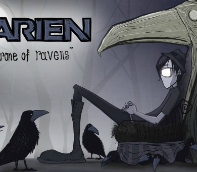 Varien - Throne of Ravens