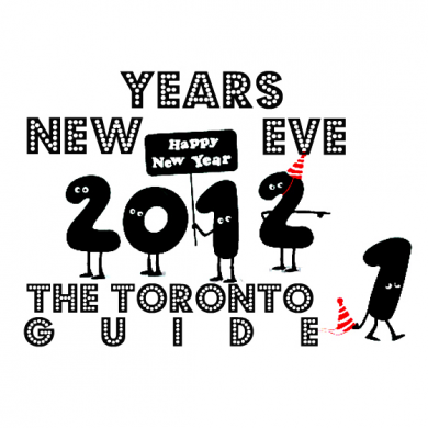 New Years Eve 2012 - The Toronto Guide