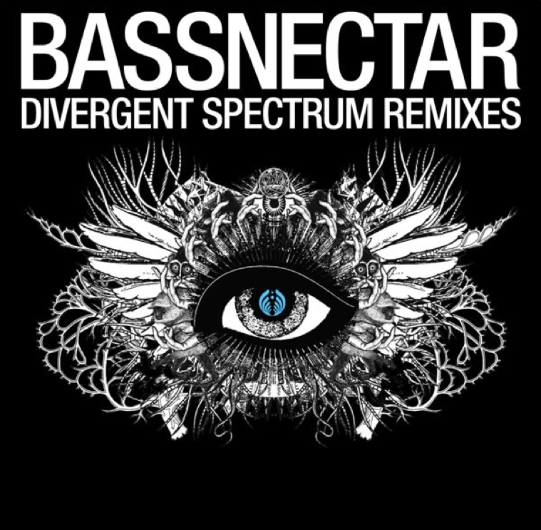 Divergent Spectrum Remixes Cover