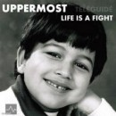 Uppermost Life is a fight ep cover
