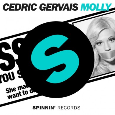 SPINNIN Cedric Gervais - Molly for BeatportLOW