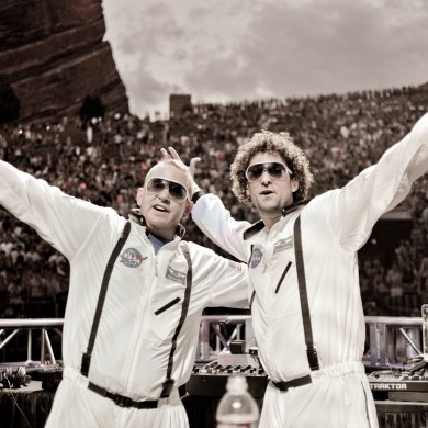 Manufactured Superstars - Brad Roulier (left) and Shawn Sabo (right).
