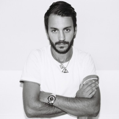 Brodinski Press Shot by Dimitri Barclay