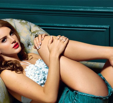 Gratuitous hot photo of Lana Del Rey