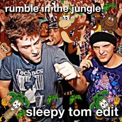 RUMBLE COVER