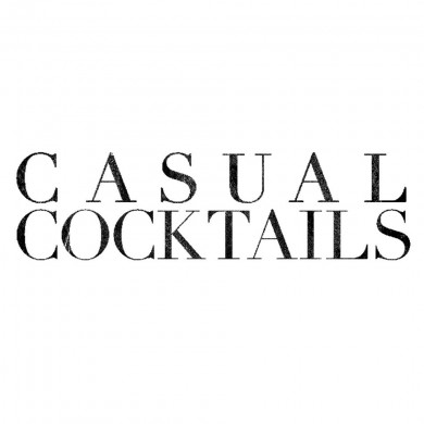 casual cocktails