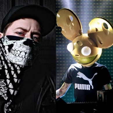 Deadmau5 + Kill The Noise (Feature IMG)