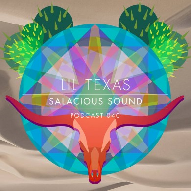 Podcast 040 - Lil Texas