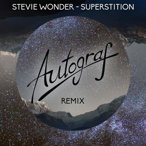 AUtograf-Superstition
