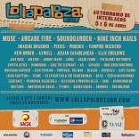 Lollapalooza 2014 Flyer