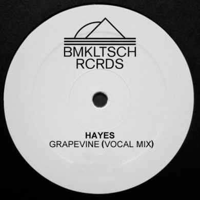 Hayes - Grapevine (vocal mix)