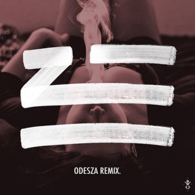 Zhu - Faded Odesza Remix