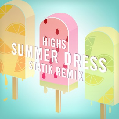 SUMMER DRESS COVER ART 1500x1500