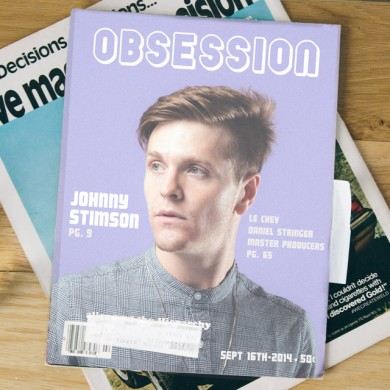 Johnny Stimson Obsession Art