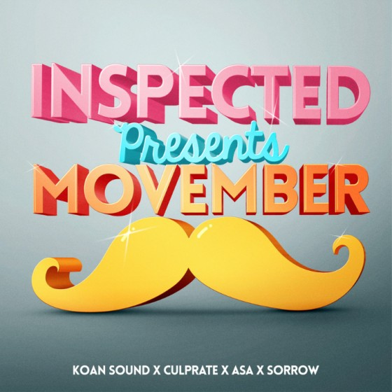 Inspected Movember 2014