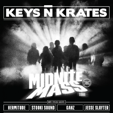 keys n krates tour