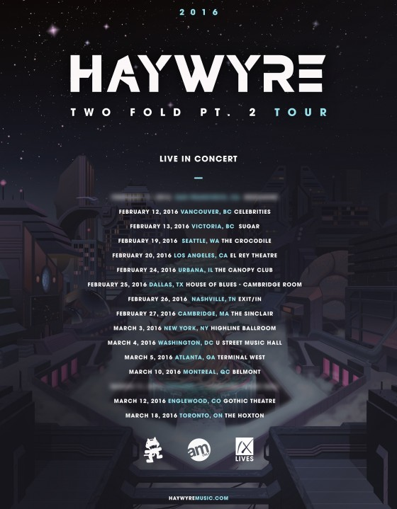 Haywyre_Album_Poster_final