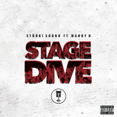 STAGE DIVE ARTWORK