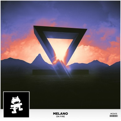 Melano - On Fire (Art) (1)