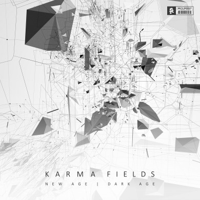 Karma Fields - New Age - Dark Age (Art)