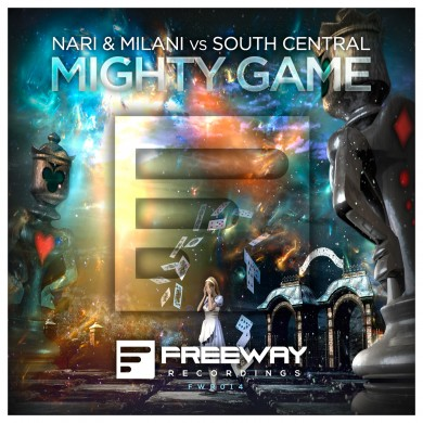 Mighty-Game Cover