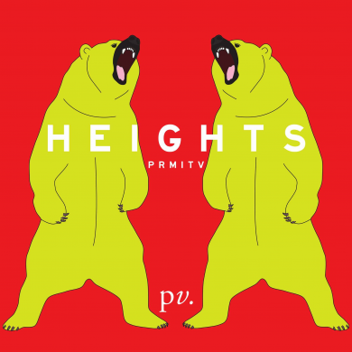 PRMITV Heights cover art