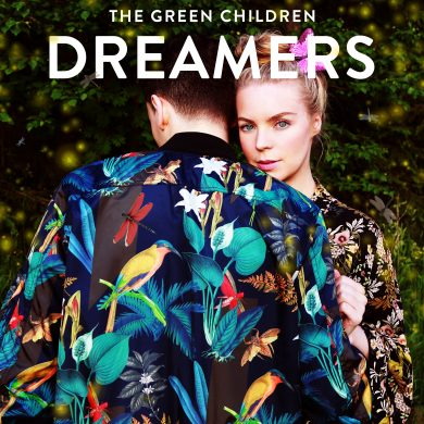 The Green Children - Dreamers Cover