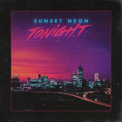 Sunset Neon - Tonight (Single Cover)