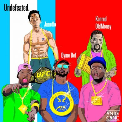 Undefeated ALBUM ART small