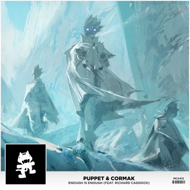 Puppet & Cormak ft. Richard Caddock – Enough Is Enough
