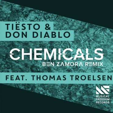 Tiësto & Don Diablo – Chemicals (feat. Thomas Troelsen) [Ben Zamora Remix]