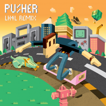 Pusher ft. Mothica – Clear (LH4L Remix)