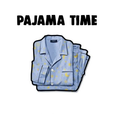 Birthdayy Partyy – Pajama Time